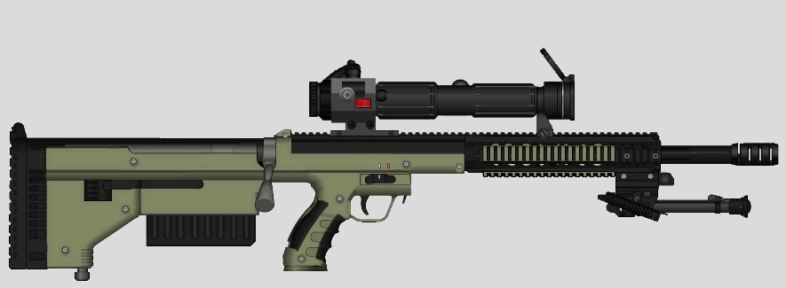 M-201 Scout Sniper Weapon System
