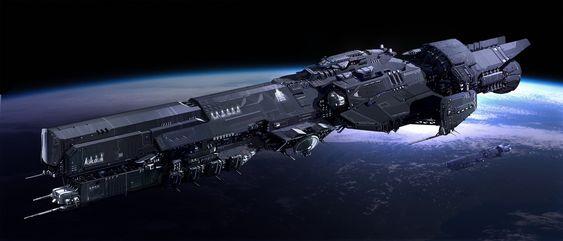 Cynortas-Class Battlecruiser