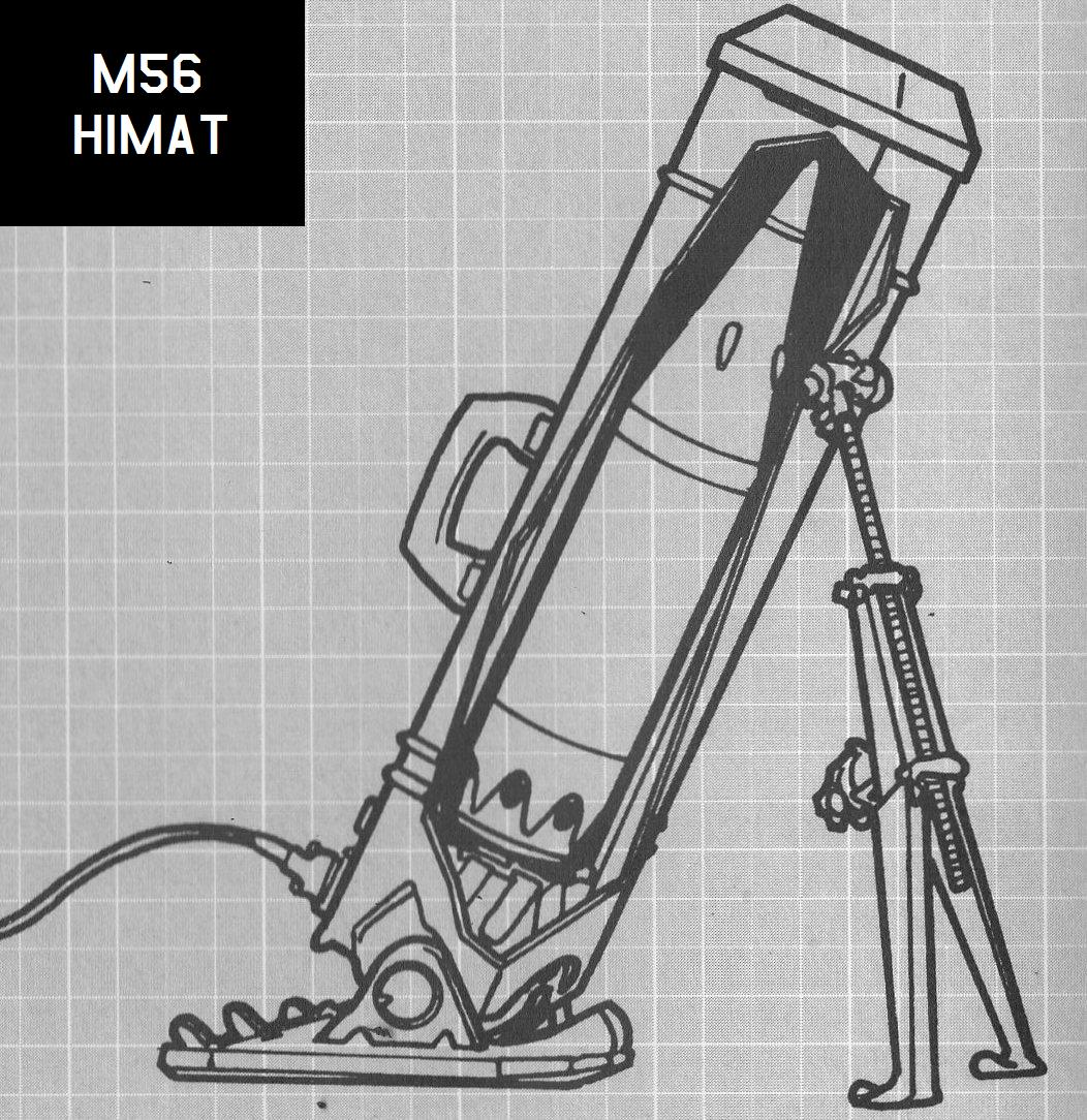 M56 Search And Strike Intelligent Missile