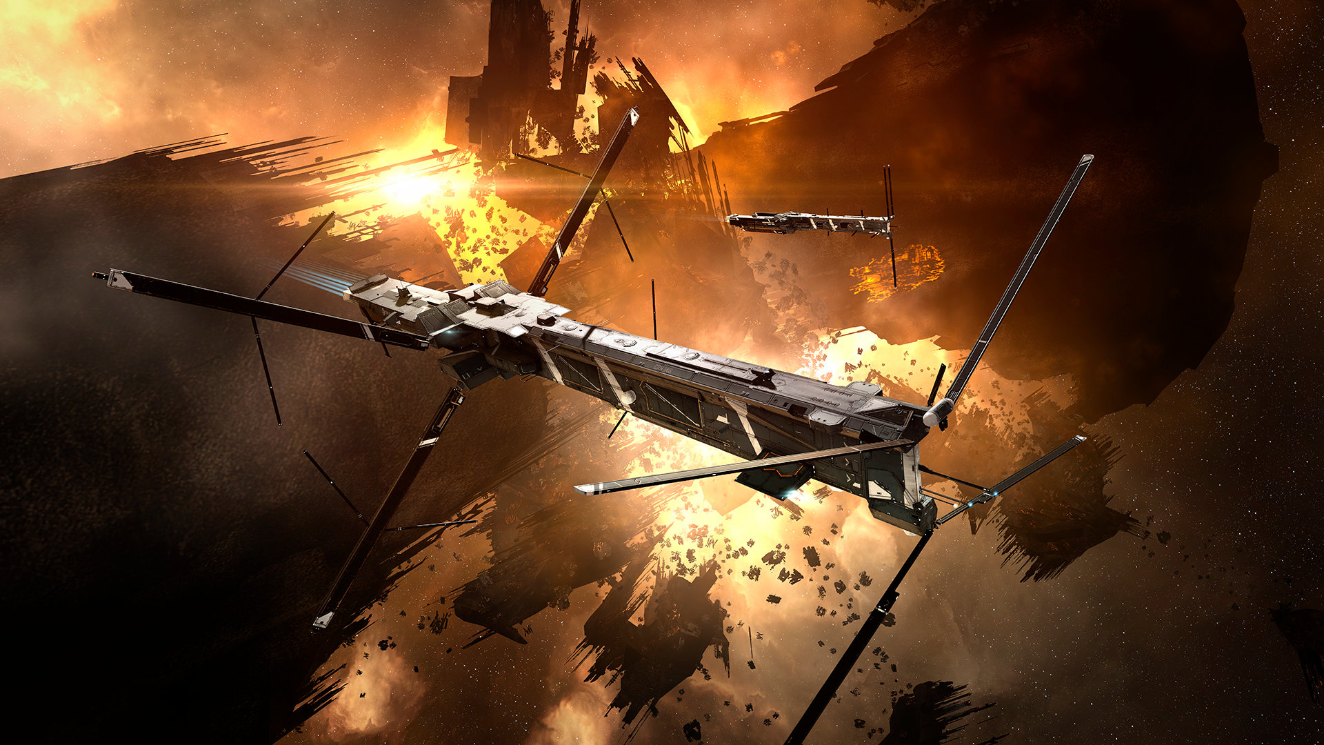 Revanchist-class Picket Destroyer