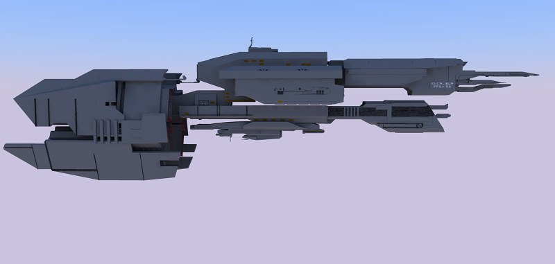 Ajax-Class Heavy Frigate