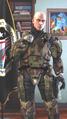 Major Joshua Codiny (No Helmet)