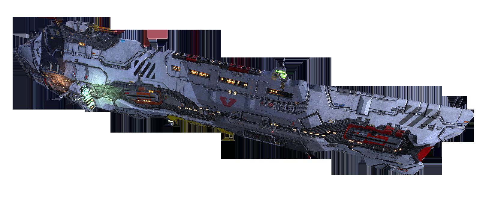 Andraste-class Strike Cruiser