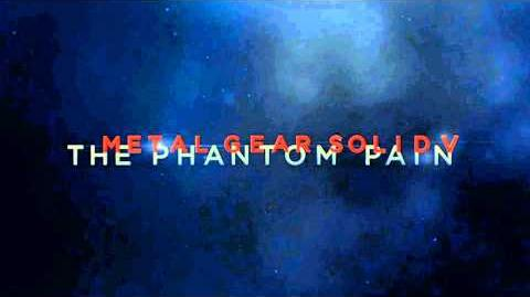 """Metal Gear Solid V The Phantom Pain - Trailer Soundtrack (Garbage - """"Not Your Kind of People"""") HQ"""
