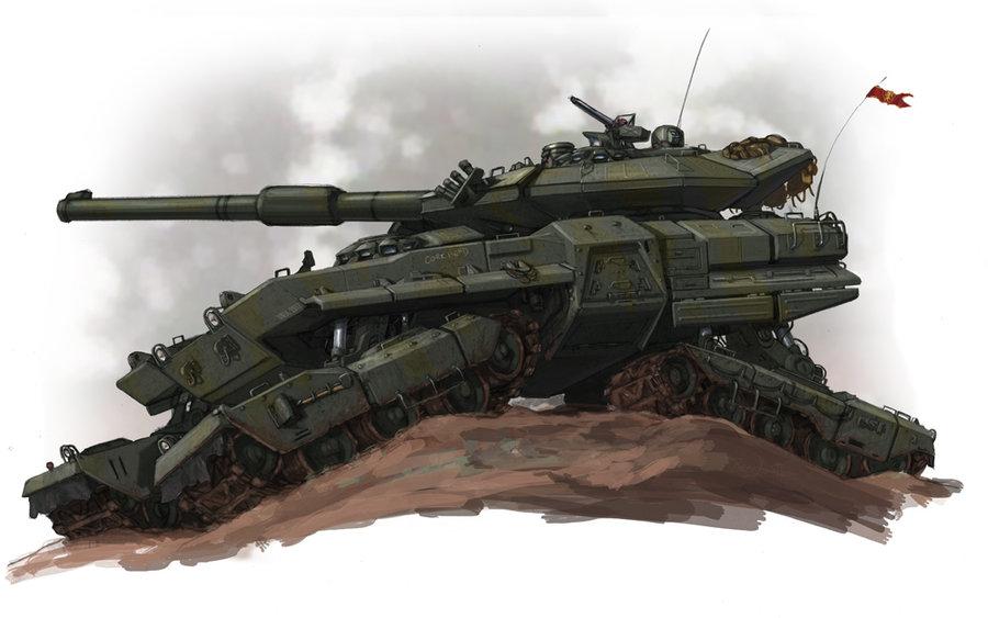 H15 Hellcat Main Battle Tank
