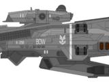 Bow-class corvette