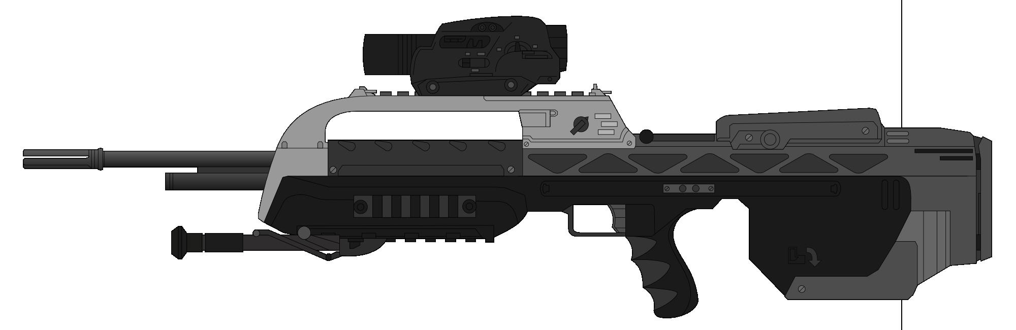 M62 battle rifle