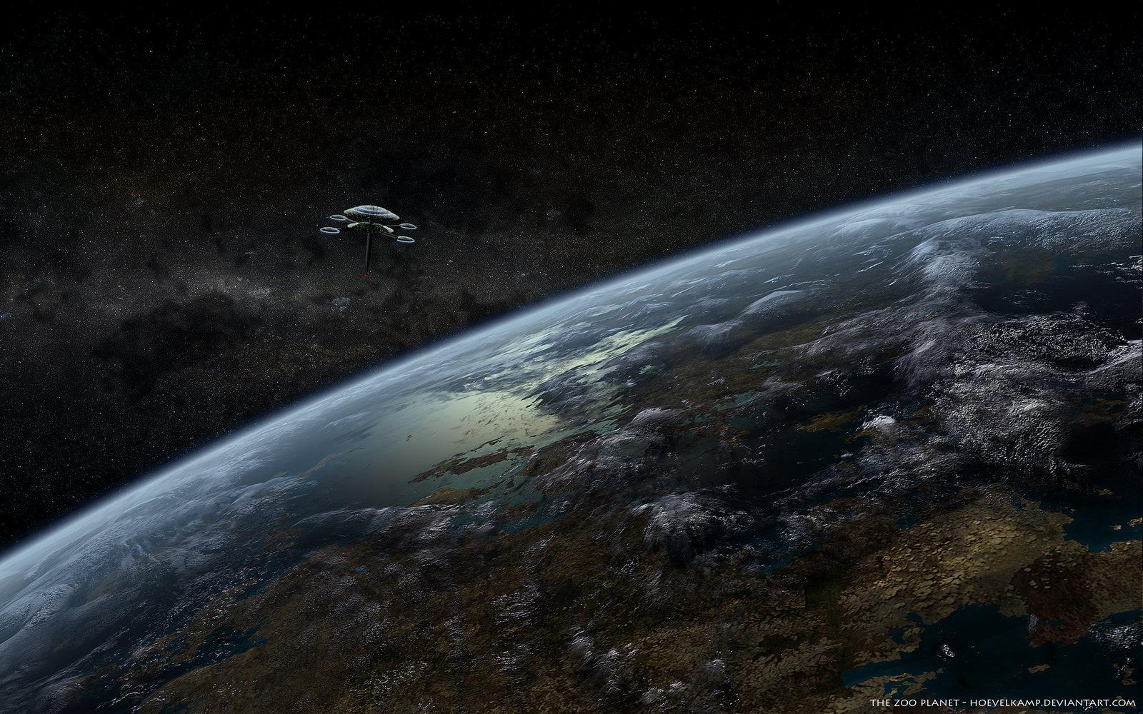 Morhekan Orbital Shipyards