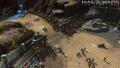 Halo Wars - The Great War - Wallpaper UNSC Base 2