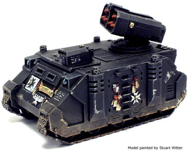 Argenta Self Propelled Anti Tank Artillery Vehicle Model-98