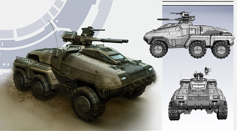 M181 Armoured Security Vehicle