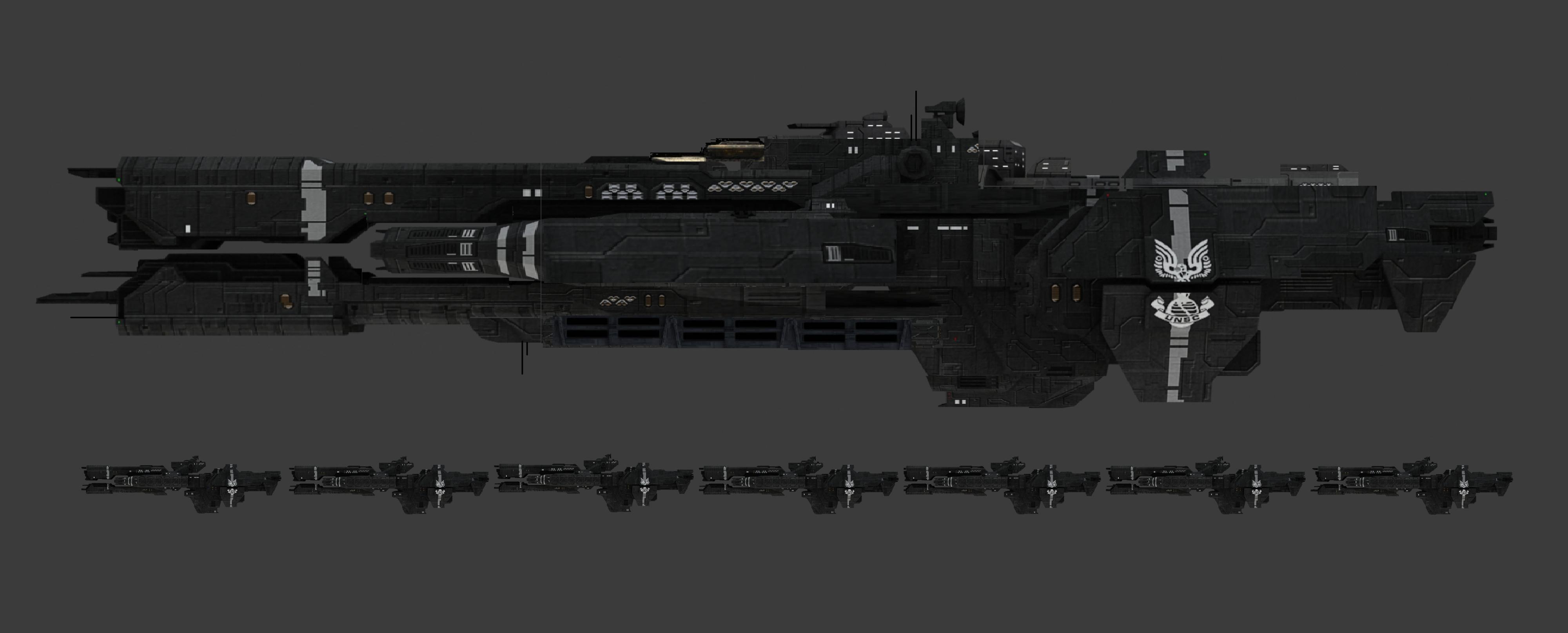 Reaper-Class Battleship