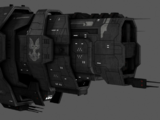 Elysium-class heavy cruiser