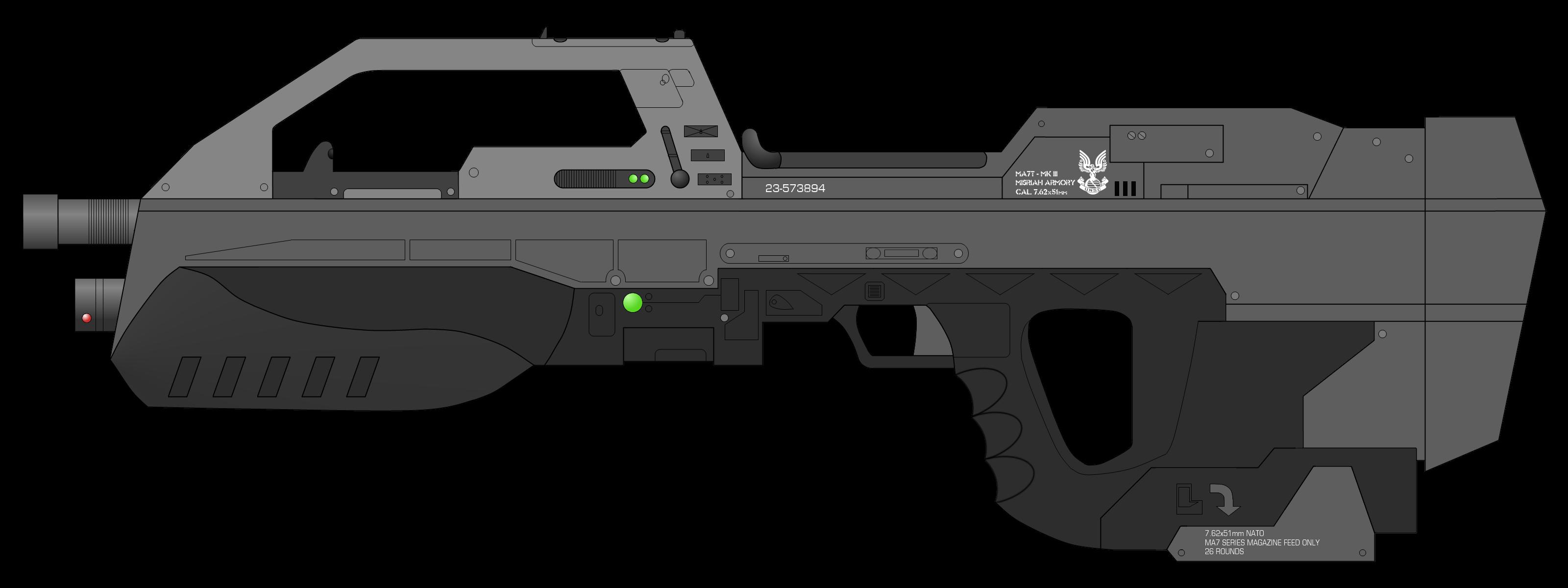 MA7T Carbine