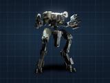 M9D Mantis Armour Defence System