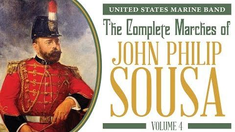 "SOUSA Columbia's Pride (1914) - ""The President's Own"" United States Marine Band"