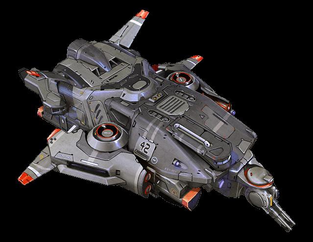 Megalodon-class Aircraft Carrier