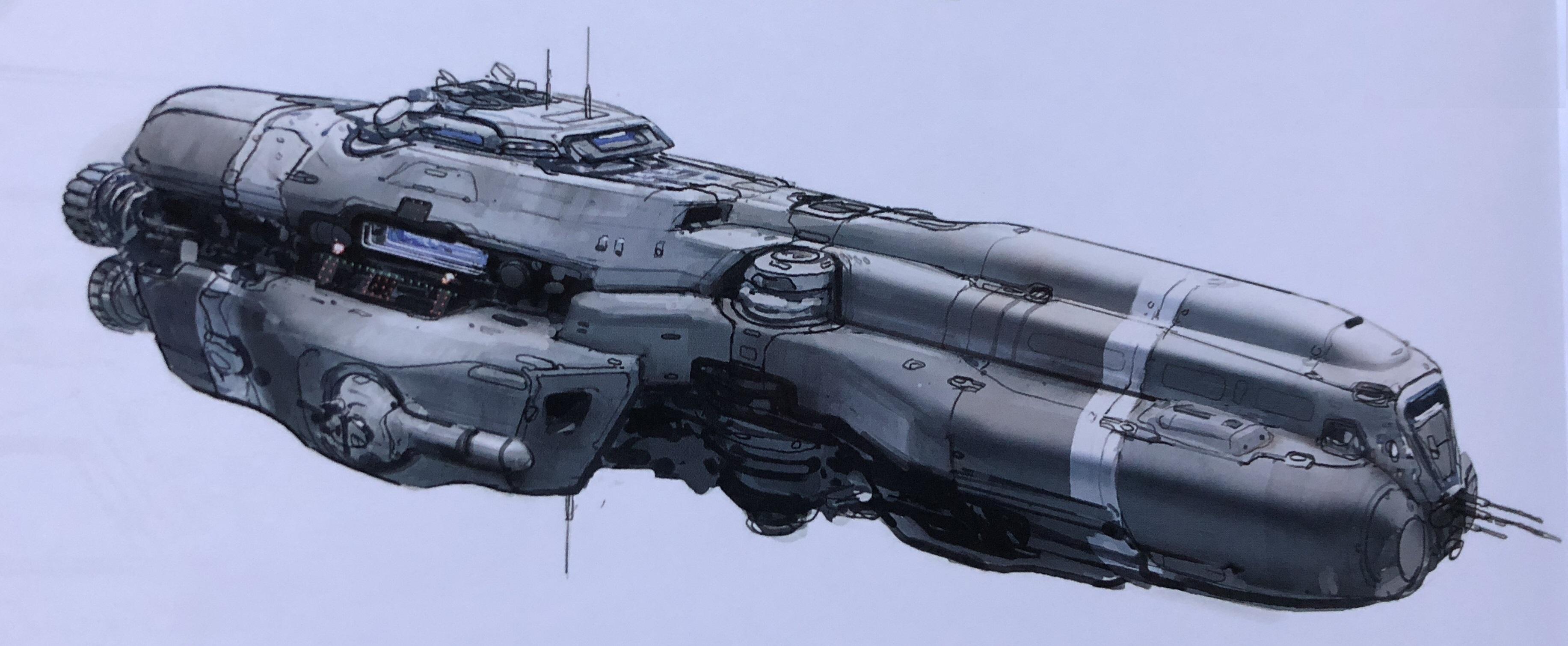 Argyre-class landing craft