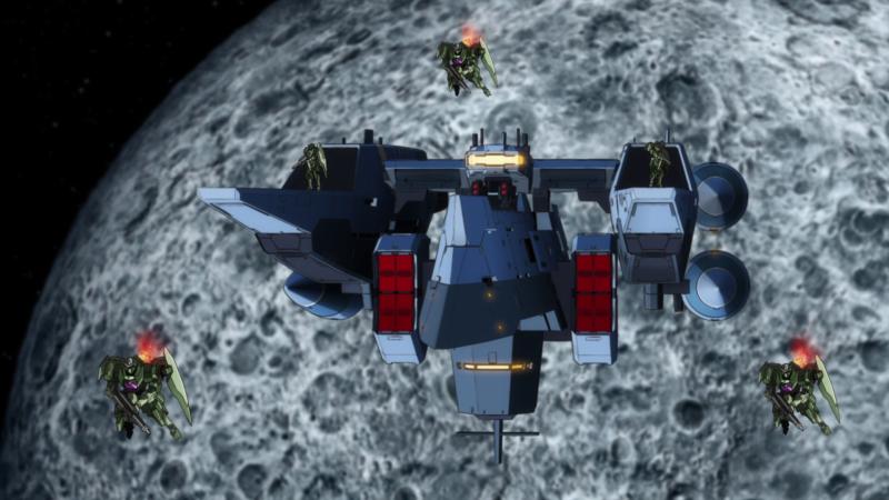 Prosperity-class Battlecruiser