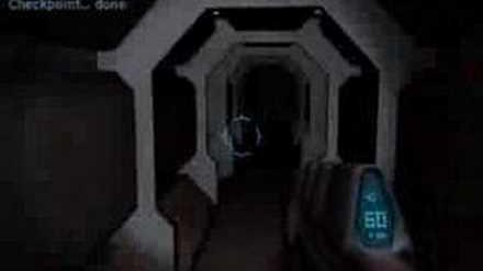 Halo Combat Evolved, Level 1 The Pillar of Autumn Part 2