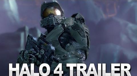NEW Halo 4 Trailer! - Microsoft E3 2012 Press Conference