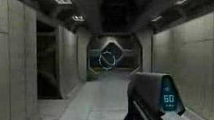 Halo Combat Evolved, Level 1 The Pillar of Autumn Part 1