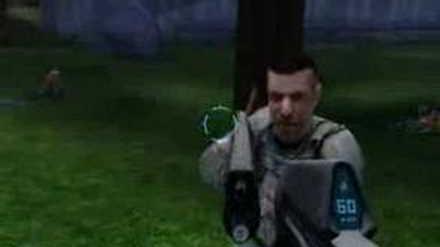 Halo Combat Evolved, Level 2 Halo Part 1