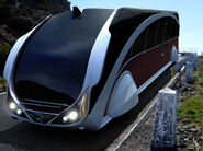 Future Bus by LuisRosenstock