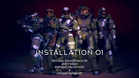 Installation 01 Original Soundtrack - Elder's Legacy Ft. Jonathan Churchill & Camilo S