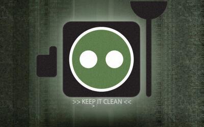 Keep it Clean by lemmonade.jpg