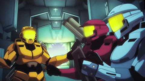 Red vs Blue animated short