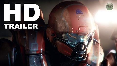 Halo 5 Guardians - Official Story Trailer (E3 2015) (HD)