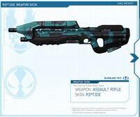 Assault Rifle Riptide skin