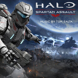 Halo Spartan Assault OST Cover