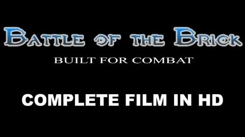 Battle of the Brick Built for Combat - The Movie by Kooberz Studios (Lego Halo Animation)