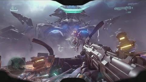 Halo 5 Guardians - Single Player GAMEPLAY Demo & E3 Trailer 1080p HD E3 2015