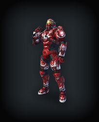 Halo Online Operator Beta Skin