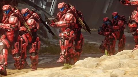 Halo 5 Warzone Multiplayer Gameplay Trailer - Halo 5 Gameplay at E3 2015
