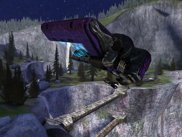 Ореол (уровень Halo: Combat Evolved)