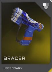REQ Card - Bracer