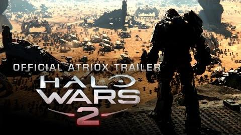 "Halo Wars 2 - Трейлер ""Атриокс"" (RU)"