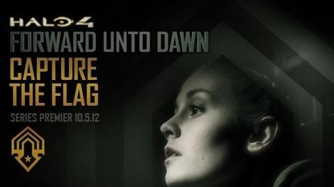 """Flag"" - Halo 4 Forward Unto Dawn Special Preview"