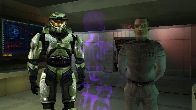 Столп Осени (уровень Halo: Combat Evolved)