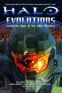 Halo Evolutions cover