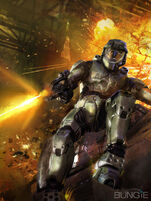 Halo2 poster
