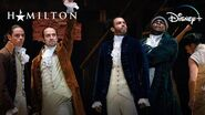 Hamilton Streaming Exclusively July 3 Disney