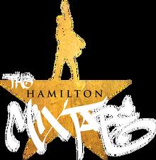 The Hamilton Mixtape transparent logo.png