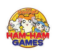 Hamtaro Ham-Ham Games Logo