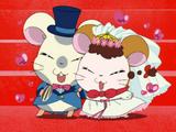 Happy Ham-Ham Wedding!