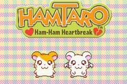Hamtaro - Ham-Ham Heartbreak - Title screen
